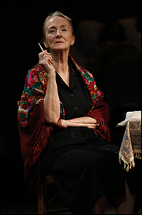 Kathleen Chalfant in Red Dog Howls at NYTW